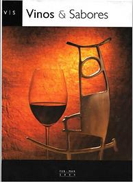 Revista Vino & Sabores, March 2004 Issue
