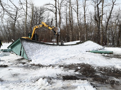 Demolition & Site Cleanup
