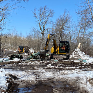 Demolition and Site Cleanup