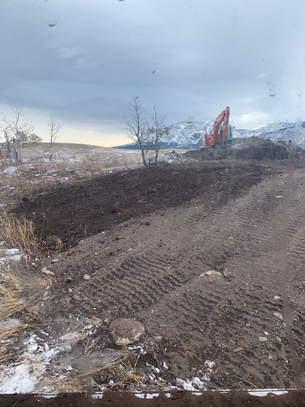 Site Recontouring and Topsoil Replacement