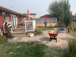 Planter Boxes & Yard Landscaping