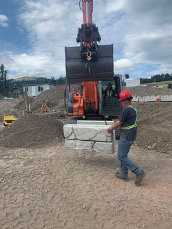 Magnumstone Retaining Wall