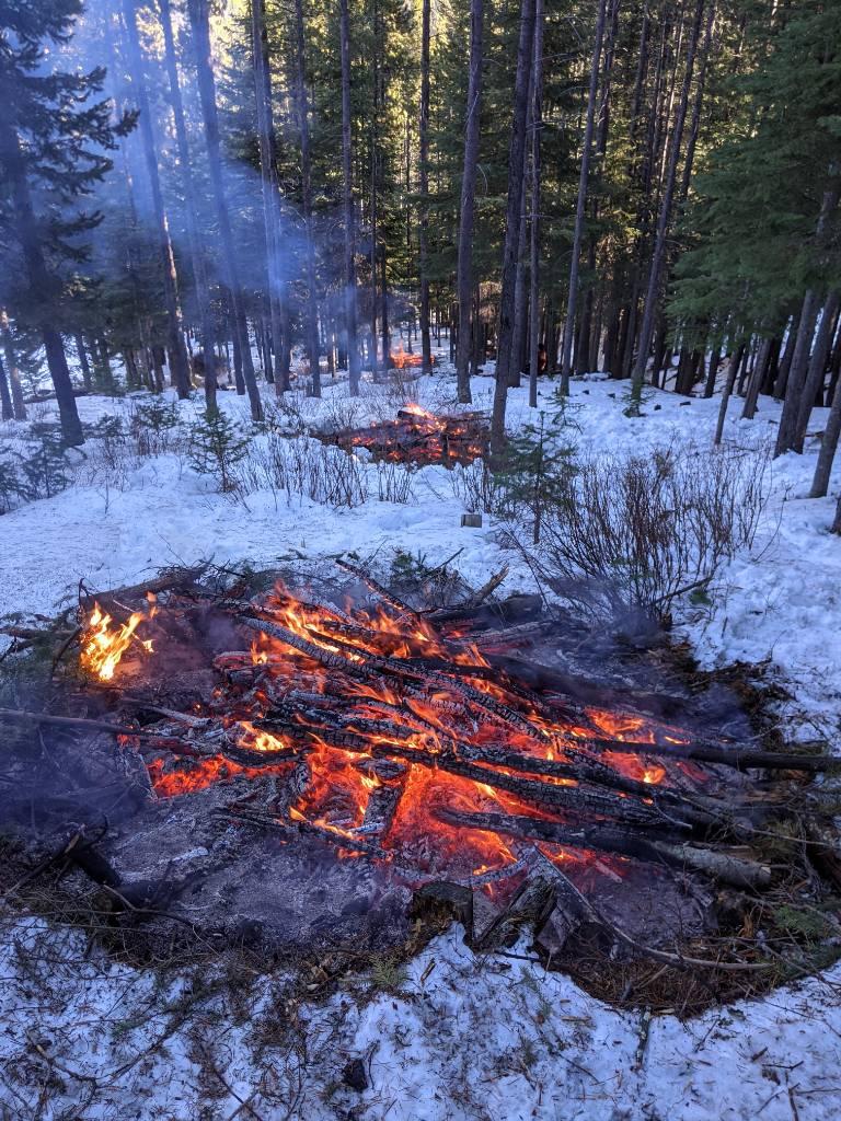 Firesmart Debris Burning