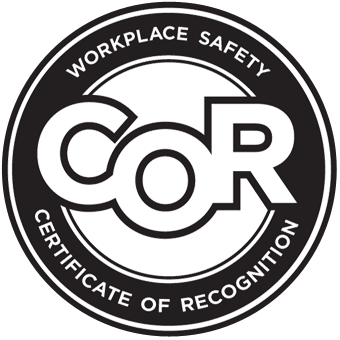 CoR Certified for Workplace Safety