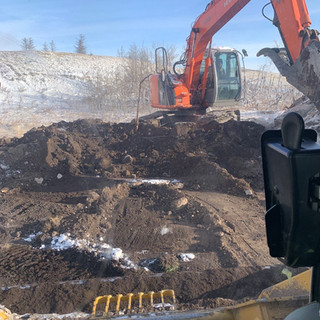 Landscape Contouring and Topsoil Import