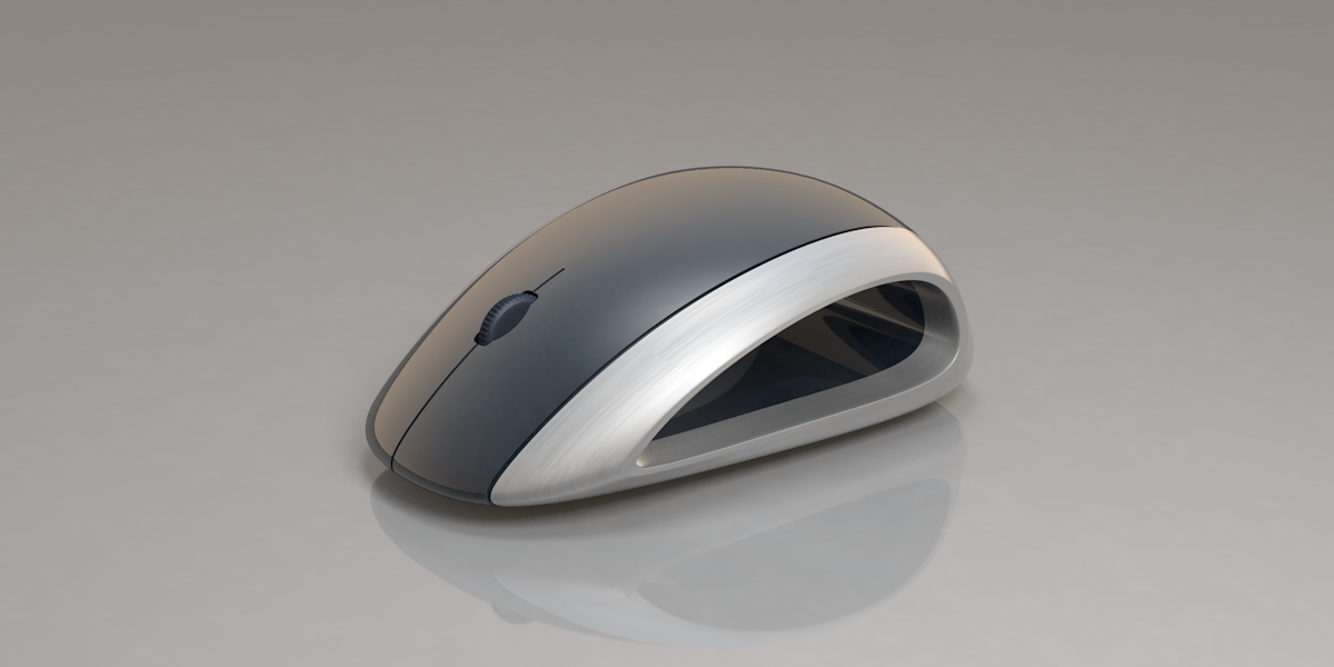 souris hightech
