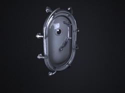 Submarine Door