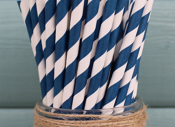 Nautical Navy Stripes