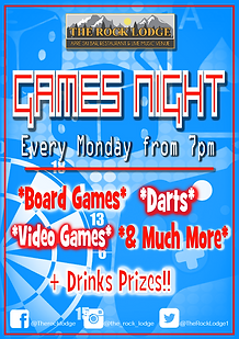 video game night The Rock Lodge Whitsable kent UK Alpine themed bar pub restaurant live music venue ry robson