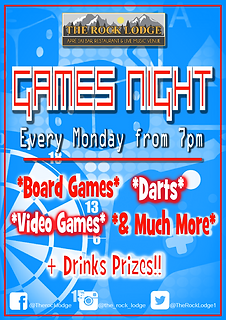 video game night The Rock Lodge Whitsable kent UK Alpine themed bar pub restaurant live music venue ry robson