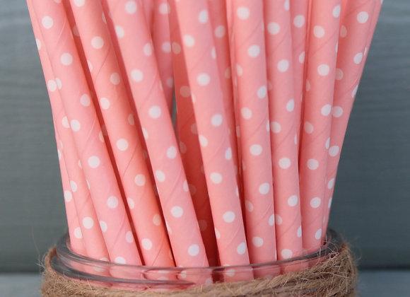 Pale Pink Spots