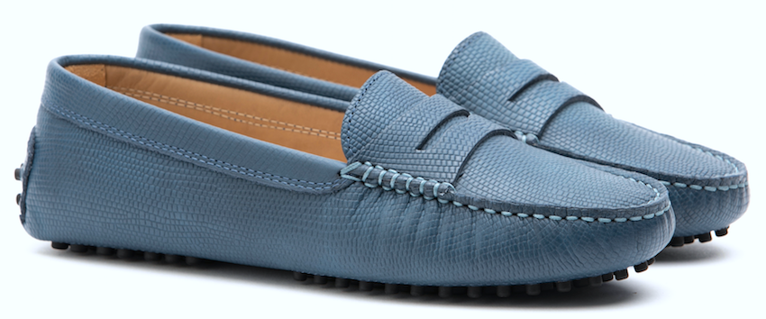 FS0 300 M LEATHER LADY MOCASSIN