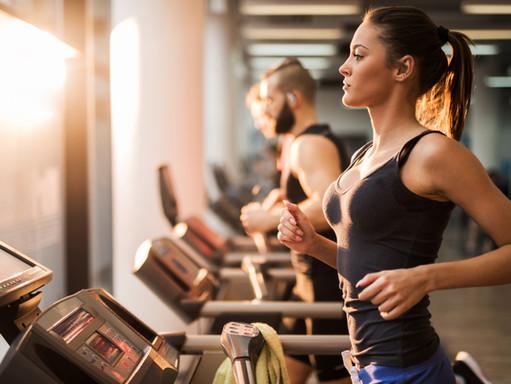 Faza 3 : Siłownie, kluby fitness