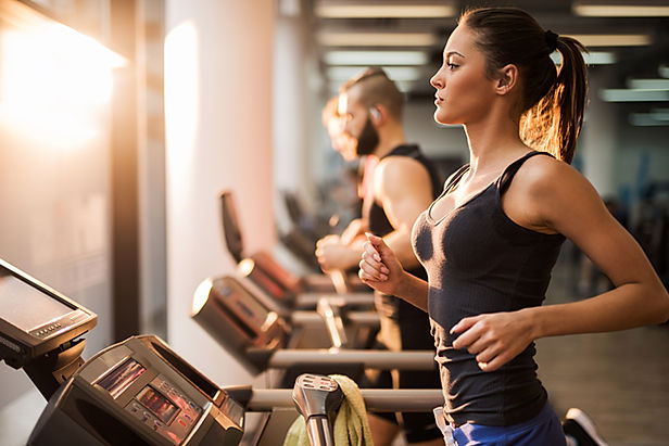 Workoiut at Dur1 Health fitness studio