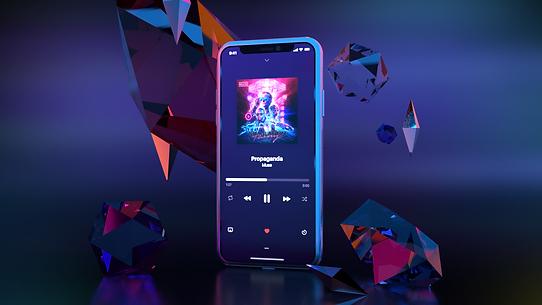 Sirenix Music App