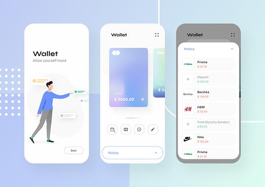 Wallet - Banking app