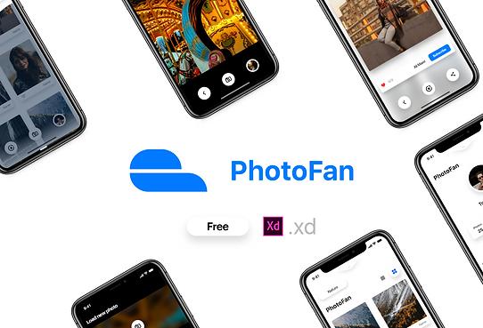 PhotoFan - Free concept