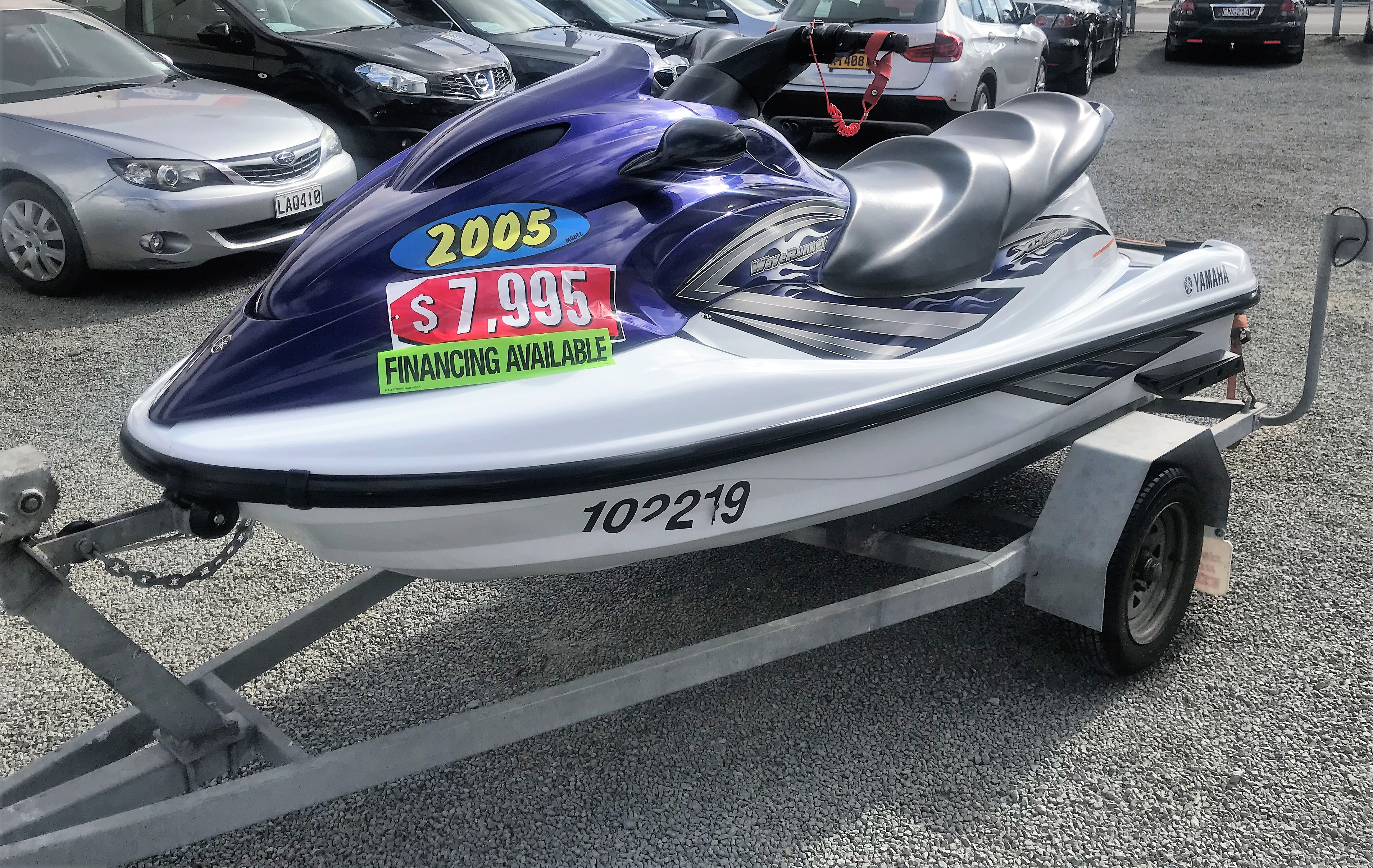 2005 2 STROKE YAMAHA WAVERUNNER XLT1200 JETSKI - $6,995 | Cheap Cars For  Sale | New Zealand | Kamo Display & Sell