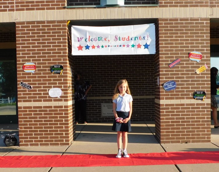First Day Welcome