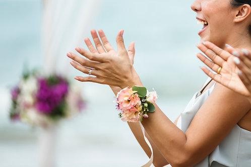 Floral Wrist Corsage