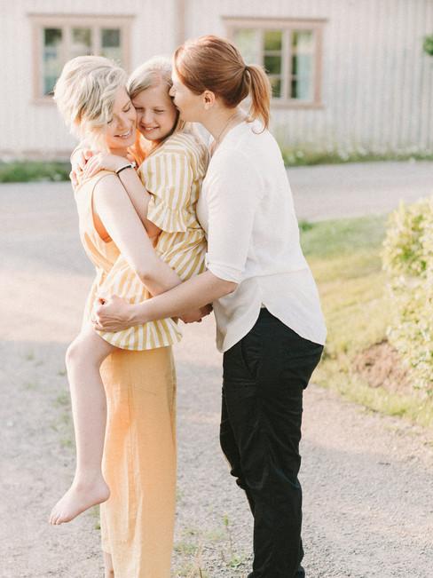 Family Shoot in Rauma, Perhekuvaus, Nord