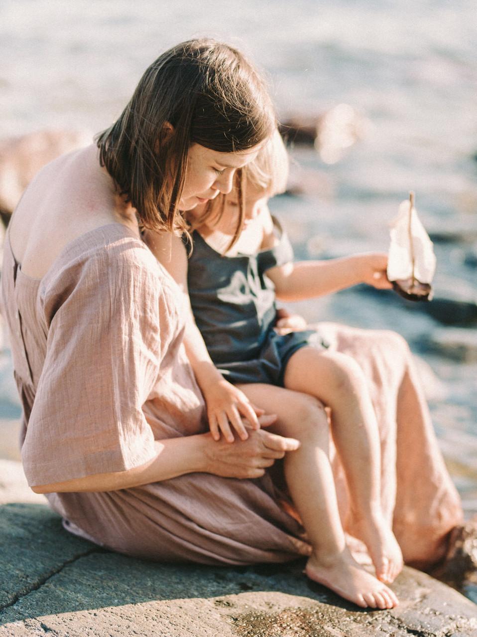 Perhe Huiskonen, Nord Stories, Susanna N
