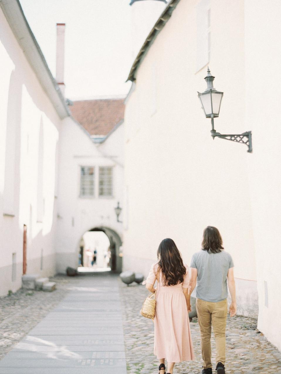 MyLyn & Tim in Tallinn, Nord Stories, Su