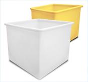 reservatorio cuba quadrada em polietileno ROTOTHERM
