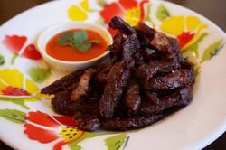 Sun-Dried Beef