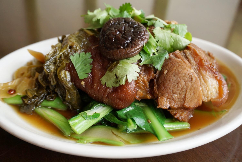 Pig Knuckle Stew