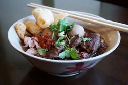 Floating Market Noodle Soup