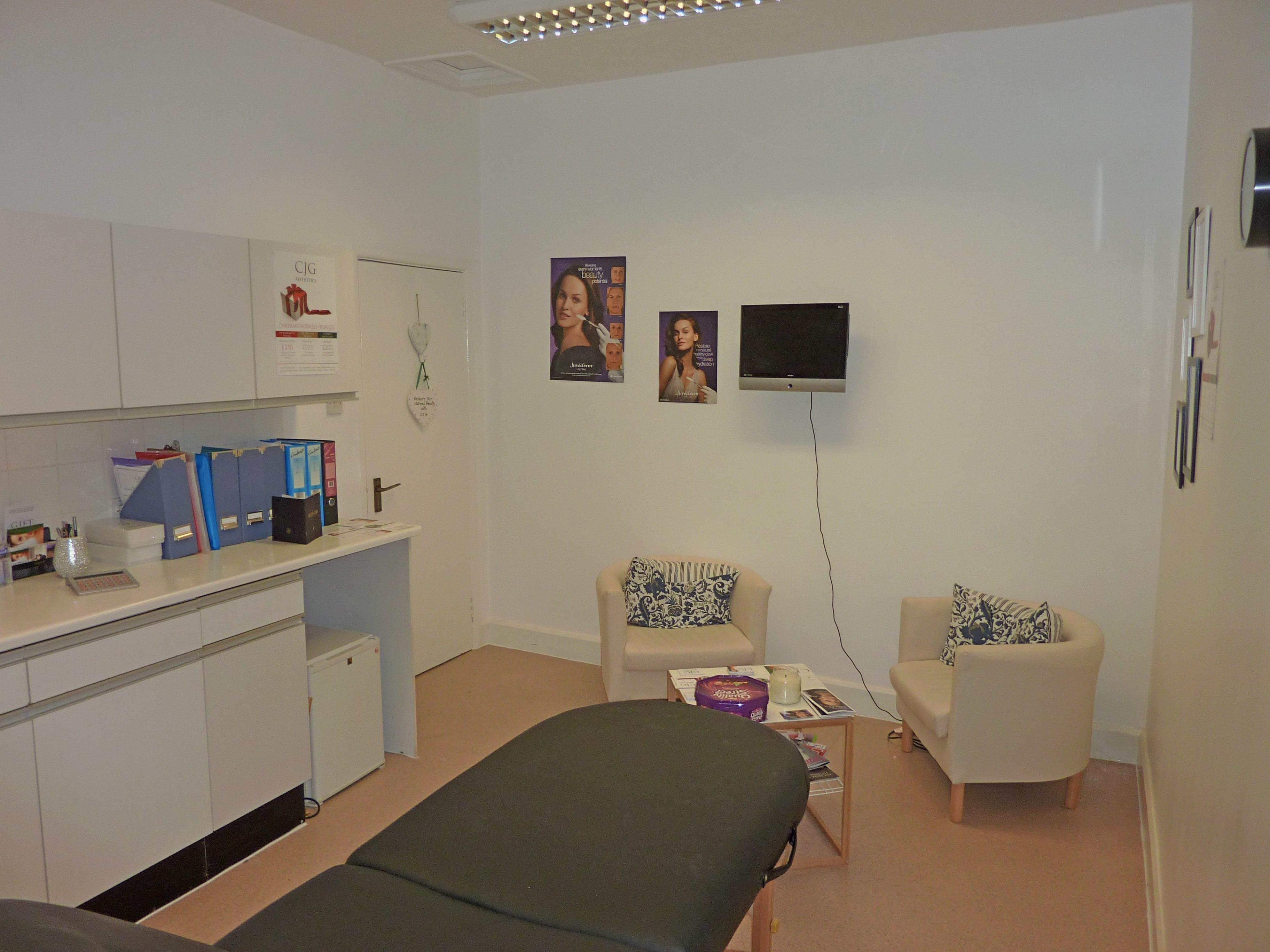 Treatment room hire
