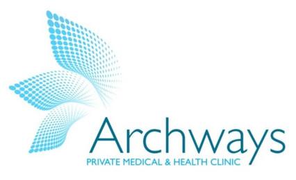 Archways Logo, Romiley, Stockport, Chesh