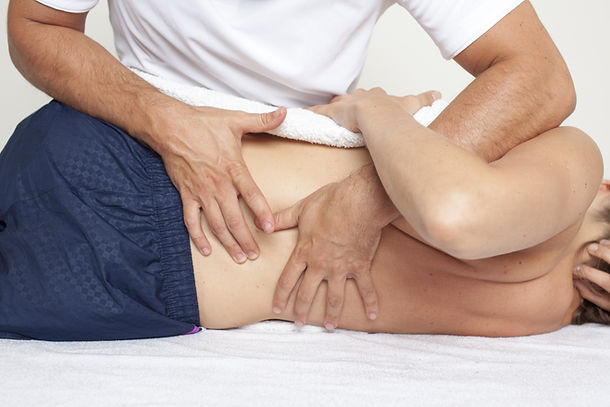 Osteopathy Romiley Stockport Cheshire