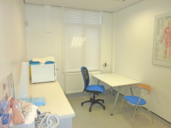 Podiatry room