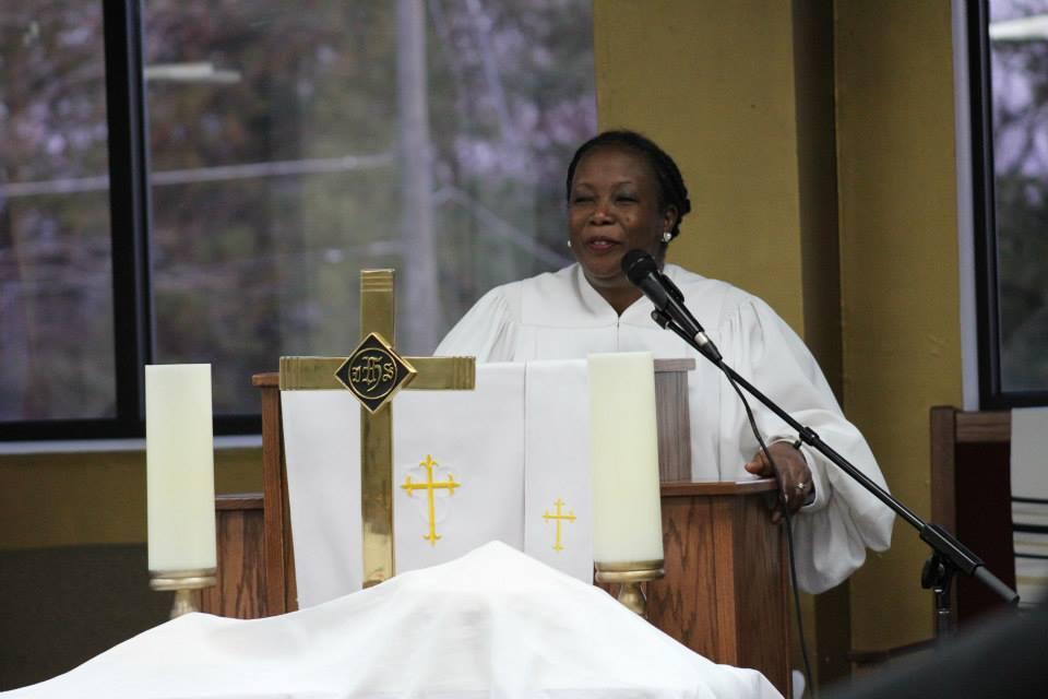 Rev. Andra D'Etta Hoxie