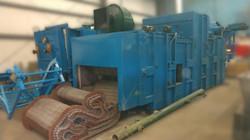 gas fired temper furnace