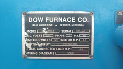 gas fired Dow furnace