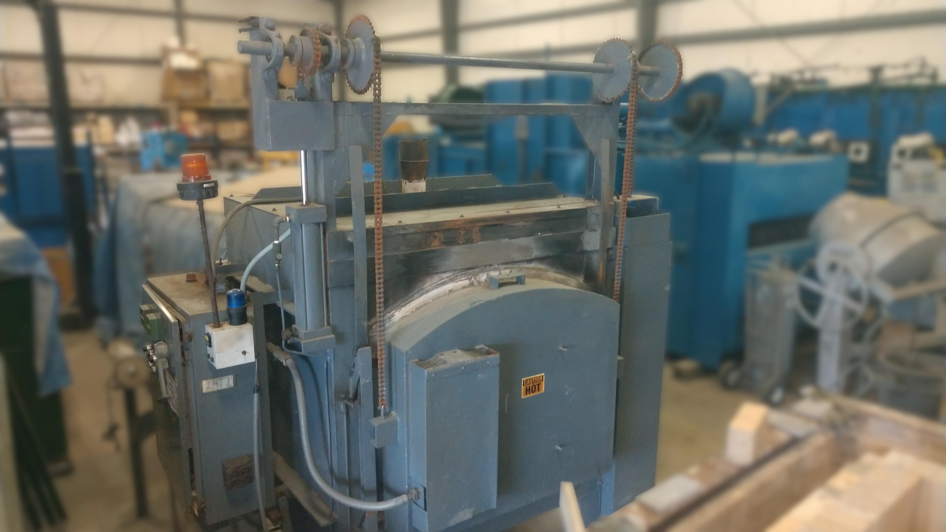 Dow electric furnace