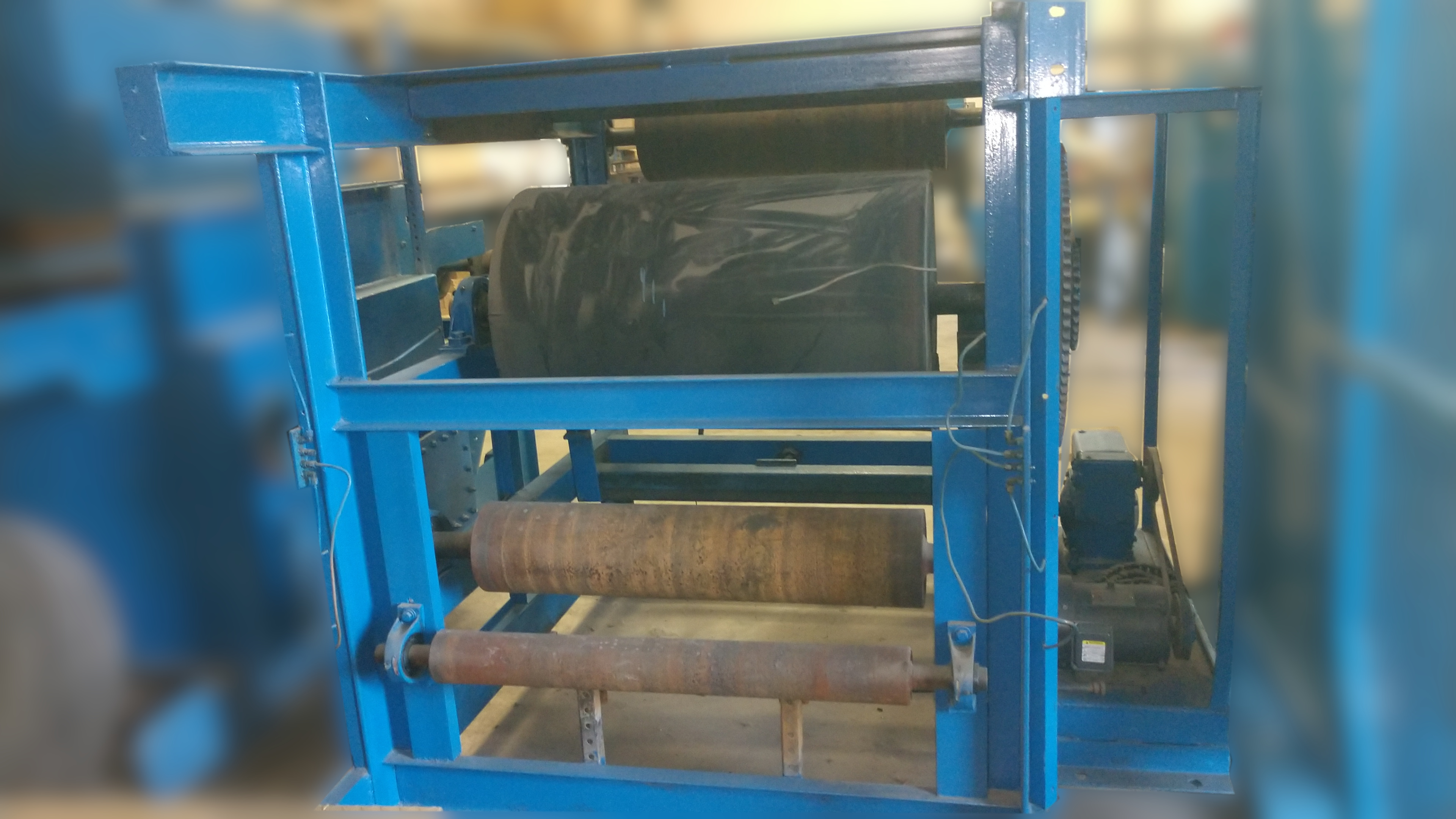 hardening furnace drive roll