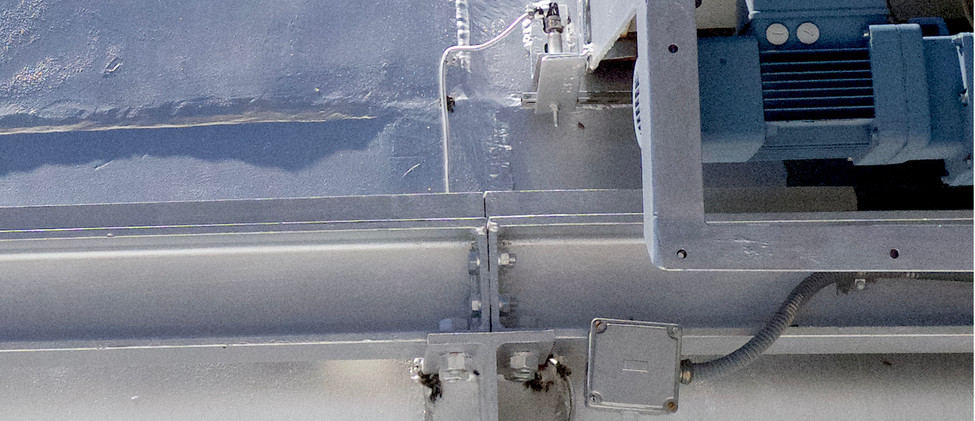 Detalle Gran Telescopio Canarias