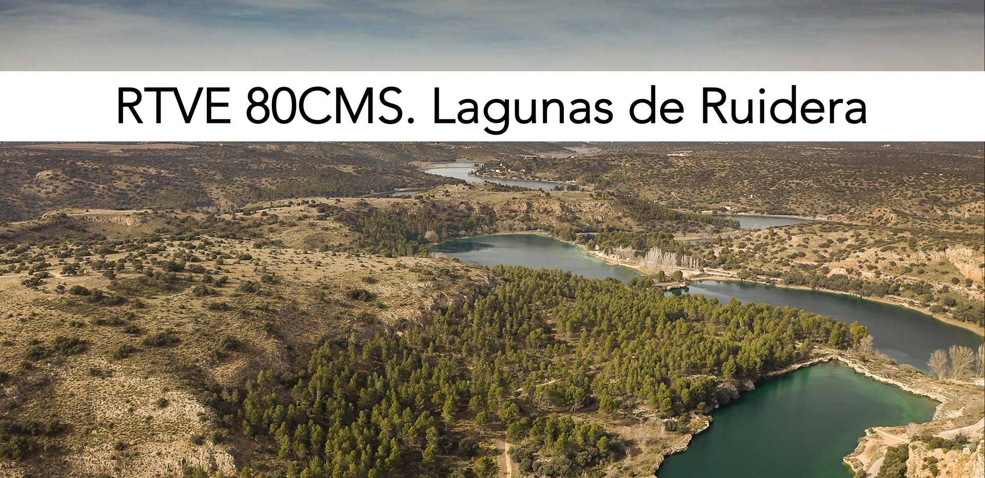 RTVE Lagunas de Ruidera