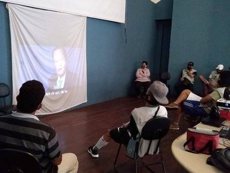 PROGRAMA DE EDUCAÇÃO PARA PAZ PARA MORADORES EM SITUAÇÃO DE RUA EM SÃO PAULO