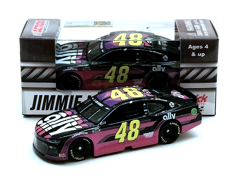 """Jimmie Johnson 2020 Ally Danny """"The Count"""" Koker 1/64"""