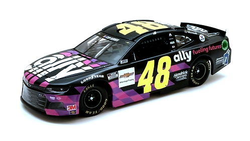 Jimmie Johnson 2020 Ally Fueling Futures 1/24