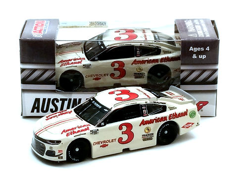 Austin Dillon 2020 American Ethanol Darlington Throwback 1/64