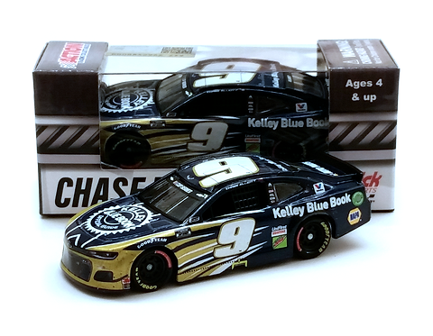 Chase Elliott 2020 Kelley Blue Book Charlotte Win 1/64