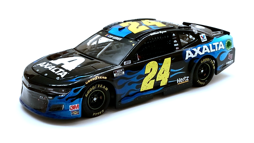 William Byron 2020 Axalta Bristol iRacing Win 1/24