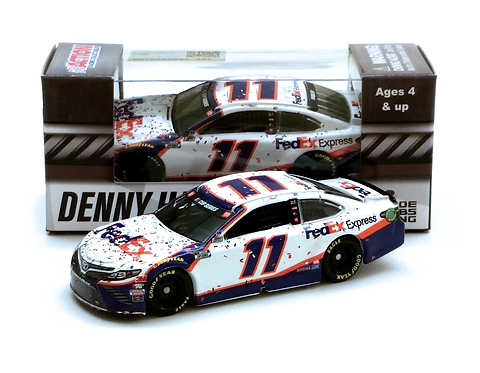 Denny Hamlin 2020 FedEx Express Daytona 500 Win 1/64