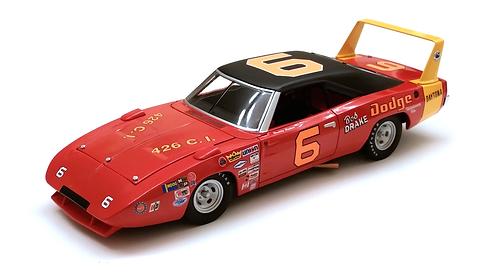 Buddy Baker 1969 Dodge Daytona University of Racing 1/24
